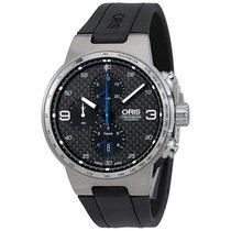 Oris Williams Chronograph Automatic Black Dial Men's Watch...