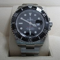 Rolex Sea-Dweller 4000 Stainless Steel Divers Watch