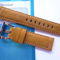 Bodhy Strap 22/20mm Asso leather band - 22mm Strap Panerai style