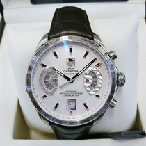 TAG Heuer Herren Automatik Chronograph Grand Carrera CAV511B