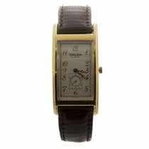 Gruen Curvex Gold Plated Quartz Watch