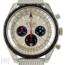 Breitling Uhr Navitimer Automatik Chrono-Matic Edelstahl Ref....