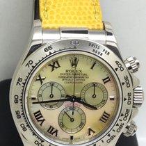 Rolex Daytona Beach Yellow