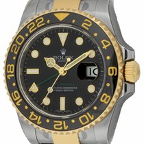 Rolex : GMT-Master II :  116713 :  18k Gold & Stainless...