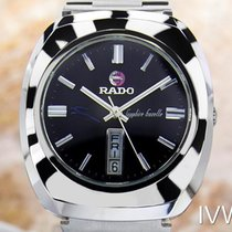 雷达 (Rado) Vintage Rare Rado Sapphire Gazelle  Stainless Steel...