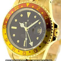 Rolex GMT-Master Tiger Eye Brown Nipple Dial Ref. 16758