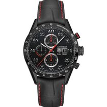 TAG Heuer CARRERA 1887 RACING 43mm  Ref.car2a80.fc6237