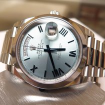 Rolex Day-Date President 40 Platinum Automatic