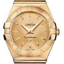 Omega Constellation Brushed 24mm 123.50.24.60.08.001