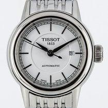 天梭 (Tissot) T-Classic Carson Automatic Lady Edelstahl