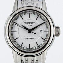 Tissot T-Classic Carson Automatic Lady Edelstahl