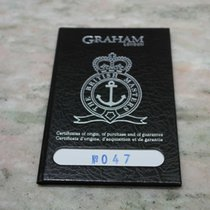 Graham booklet papers warranty silverstone chronograph automatic