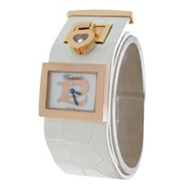 Chopard Ladies  Happy Diamonds 209147-5001 Diamond 18K Rose...