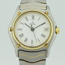 Ebel Classic Quartz Steel-18k Gold Lady 427446
