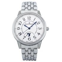 Jaeger-LeCoultre Rendez-Vous Night & Day Large Stainless...
