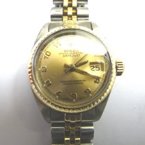 Rolex Lady Datejust Automatik Stahl / Gold
