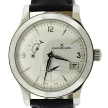 Jaeger-LeCoultre Master Control Hometime Stainless Steel