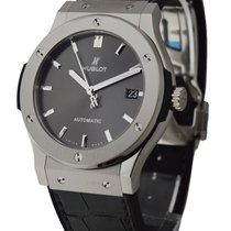 Hublot 511.NX.7071.LR Classic Fusion Racing Grey 45mm in...