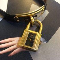 Hermès Hermes Kelly lock gold-plated
