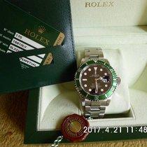 Rolex Submariner 16610LV   Random NOS Alfanumerico