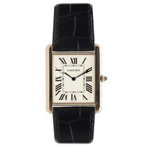 Cartier Tank Louis XL 18K Rose Gold Watch W1560017
