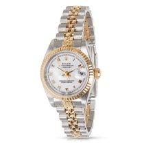 Rolex Datejust 69173 Ladies Watch in 18K Yellow Gold &...