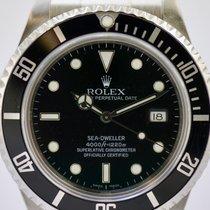 Rolex Sea Dweller mit Box und Papieren aus 2008