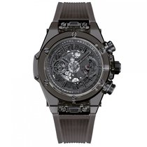 Hublot Men's 411.JB.4901.RT Big Bang Unico  All Black...