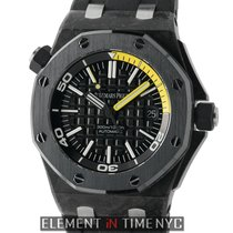 Audemars Piguet Royal Oak Offshore Diver Forged Carbon 42mm...