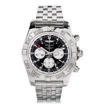 Breitling Chronomat GMT 47mm Mens Chronograph AB041012/BA69 383A
