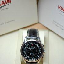 Vulcain Cricket Dual Time Alarm
