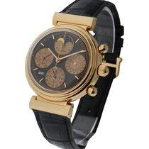 IWC 3750 Da Vinci Perpetual Chrono in Rose Gold - on Strap...