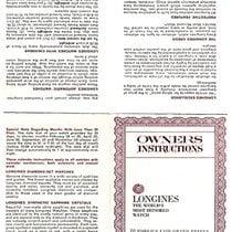 Longines Document
