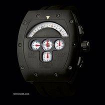 Azimuth  gauge Chronograph PVD