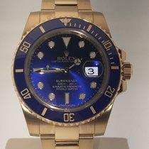 Rolex SUBMARINER CERAMICA GOLD