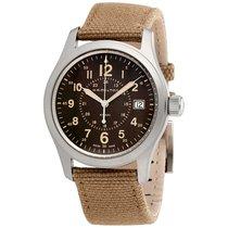 Hamilton Men's H68201993 Khaki Field Field Quartz Watch