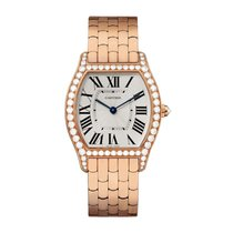 Cartier Tortue Manual Mid-Size Watch Ref WA501012
