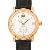 Maurice Lacroix Masterpiece Large Date Automatic Men's Watch...