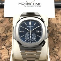 Patek Philippe 5976/1G 18ct White Gold Nautilus 40th Anniversa...