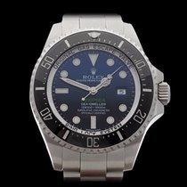 Rolex Sea-Dweller Deepsea James Cameron Stainless Steel Gents...