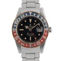 Rolex GMT Master, Bakelite Insert & Gilt Dial, Ref: 6542...
