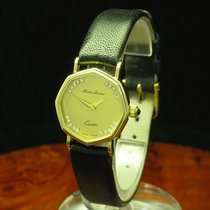 Μορίς Λακρουά (Maurice Lacroix) Gold Mantel Damenuhr Inkl Box...