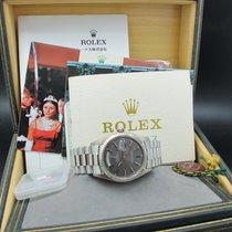 劳力士  (Rolex) DAY-DATE 1803 18K White Gold with Original Grey...