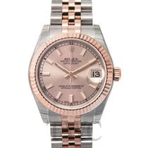 Rolex Datejust Lady 31 Rosa/18k rose gold - 178271