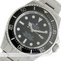 Rolex Sea Dweller Deep Sea Stahl 116660
