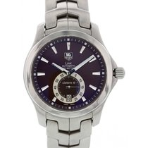 TAG Heuer Link Calibre 6 Stainless Steel WJF211C