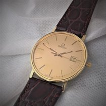 Omega 14ct golden  BIG size, in very good condition