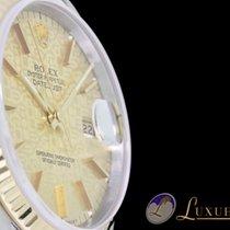 Rolex Datejust 36mm 18kt Gelbgold/Edelstahl Jubilee Zifferblat...