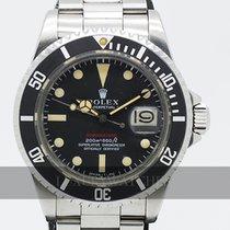 Rolex Submariner red