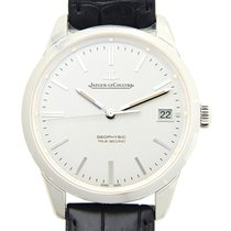 Jaeger-LeCoultre Geophysic Stainless Steel Silvery White...